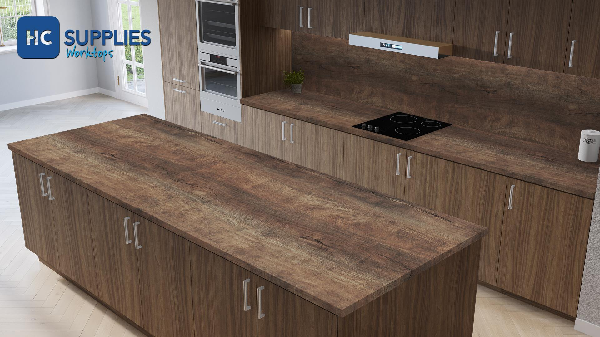 Axiom Thai Beamwood Puregrain  Worktop Product Image